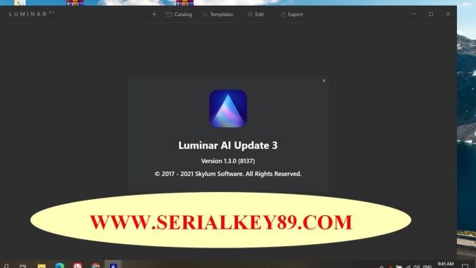 LUMINAR AI 1.3.0