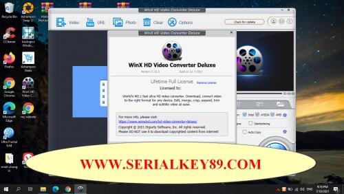 WINX HD VIDEO Converter Deluxe 5.16