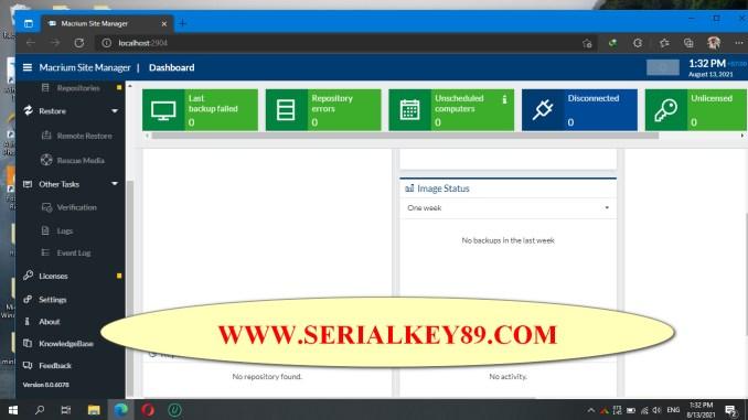 Macrium Site Manager x64 v8.0.6078