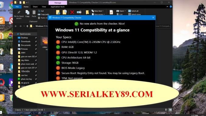 Windows 11 Compatibility Checker 2.3.2