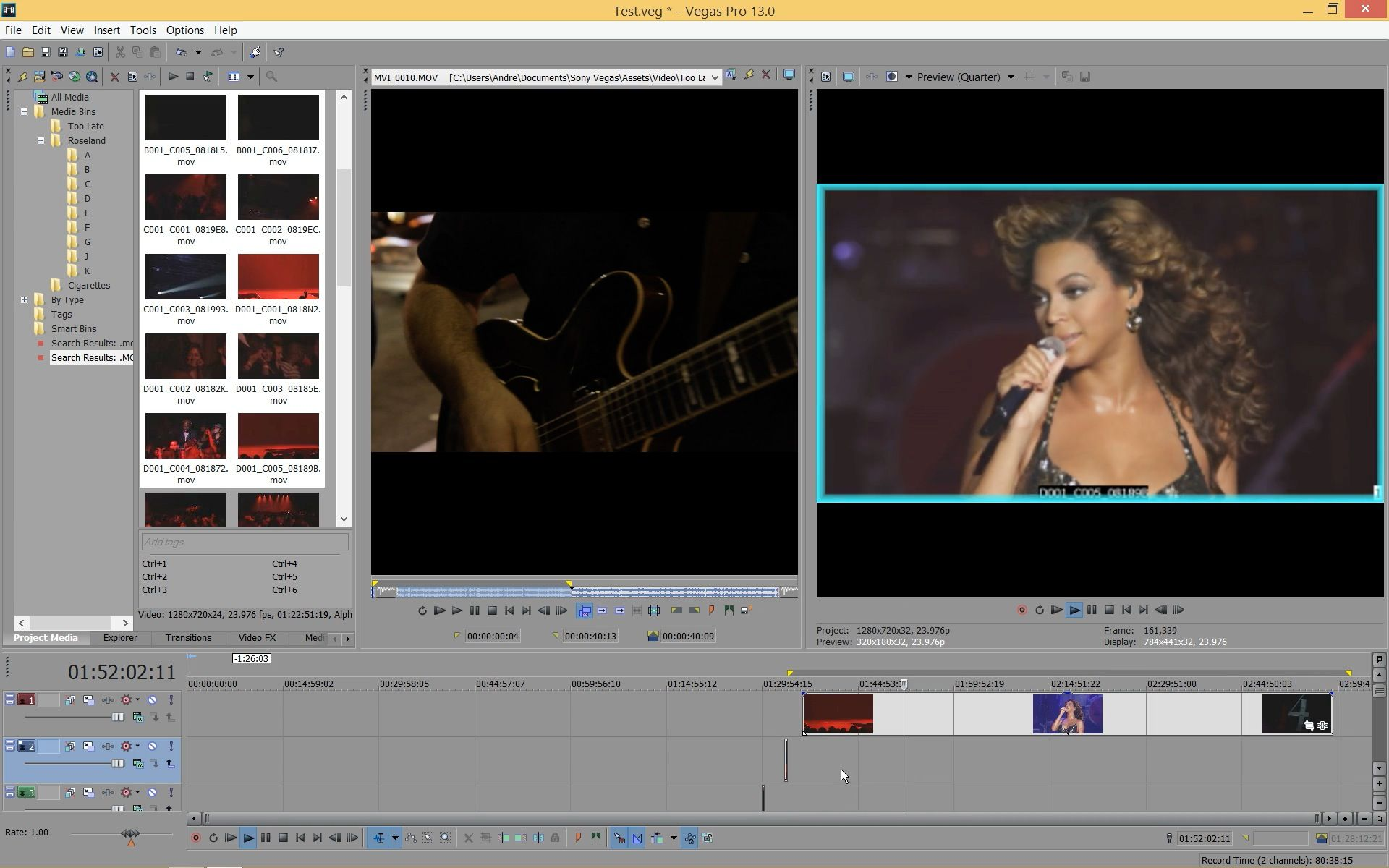 Sony Vegas Pro 13 Serial Number Features