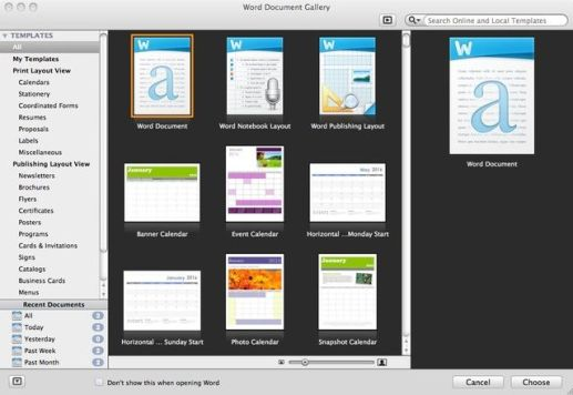 Office 2011 Mac Free