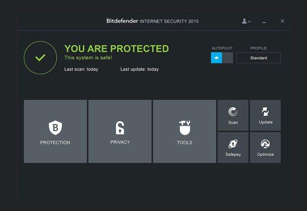 Bitdefender Internet Security 2015 Key
