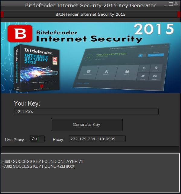 serial number bitdefender internet security 2015