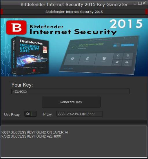 Bitdefender Internet Security 2015 Free