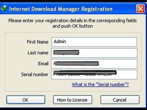 internet download manager license key 2018
