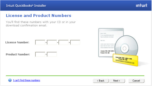 Quickbooks Pro 2020 License and Product Number for Mac
