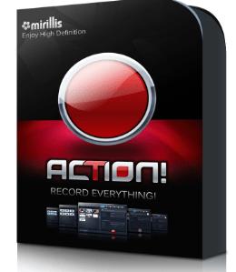 Mirillis Action 3.9.2 Crack With Serial Keygen