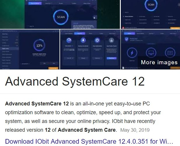 Advanced SystemCare 12.5.0 PRO Serial Key & Crack 2019