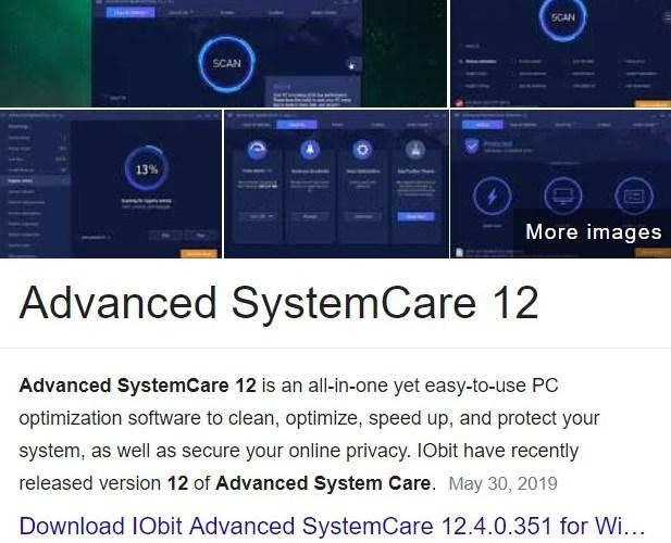 Advanced SystemCare 12.5.0 PRO Serial Key & Crack 2019