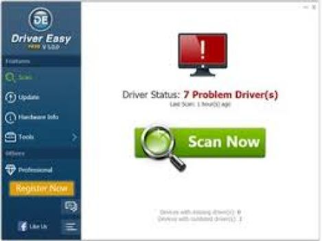Driver Easy Pro 5.6.11 Crack + License Key Free 2020