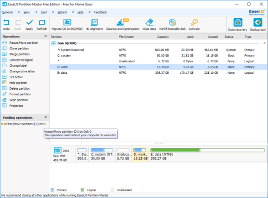 EaseUS Partition Master 14.5 License Code + Full Crack {Latest}