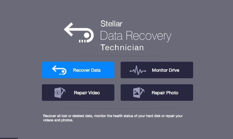 Stellar Data Recovery Crack + Keygen [Windows + MAC]