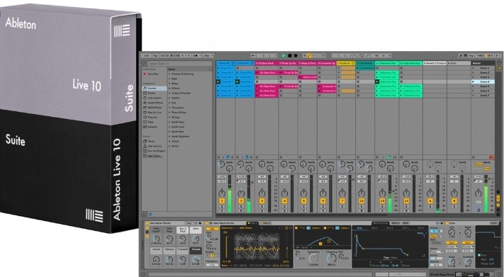 Ableton Live 10.1.6 Crack Full + Torrent 2020 [Win/Mac]