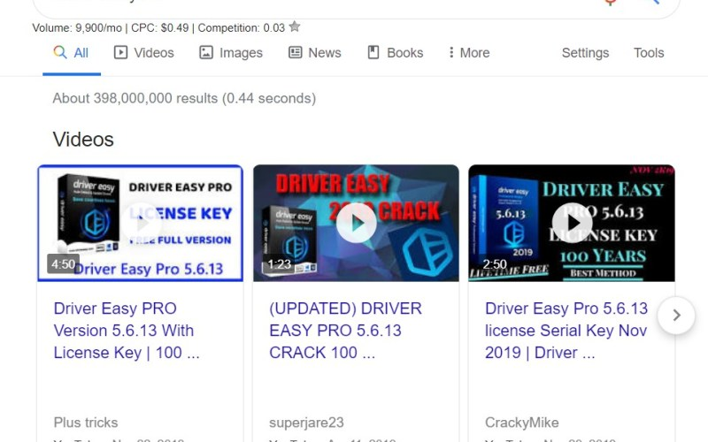 Driver Easy Pro Crack + License KEY Free Download 2020