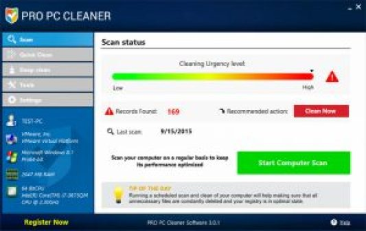 PC Cleaner Pro 14.0.18.6.11 Crack + Activation key 2020