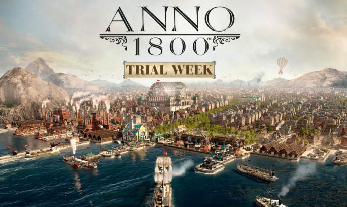 Anno 1800 Crack Full Version Download [2020] {Latest}