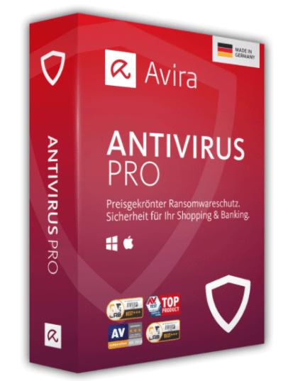 Avira Antivirus Pro Crack + Activation Code [Full 2022]