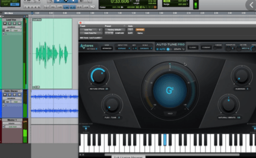 Antares AutoTune Pro 9.1.1 Crack With Serial Key 2021 [Final]