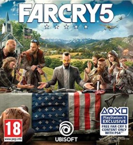 Far Cry 5 Crack [Game Fix] Torrent Full Version [Complete]