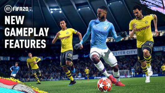 FIFA 19 Crack Torrent + PC Game Free Download