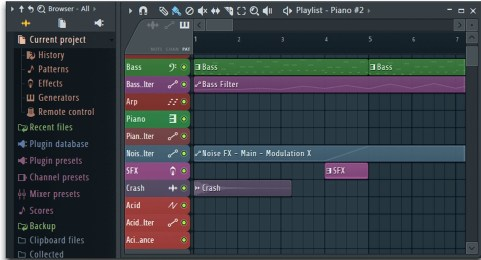 FL Studio 20.5.1.1193 Crack Full + Registration key 2019 {32/64 Bit}