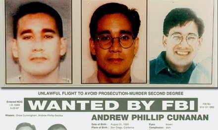 Andrew Cunanan – The Versace Murderer