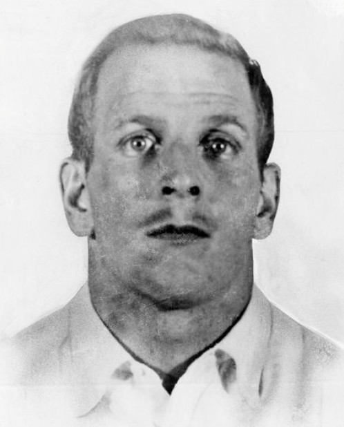 Edward Edwards 1962 FBI most wanted