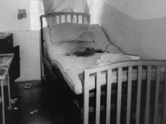 DeSalvo's Cell where he was stabbed