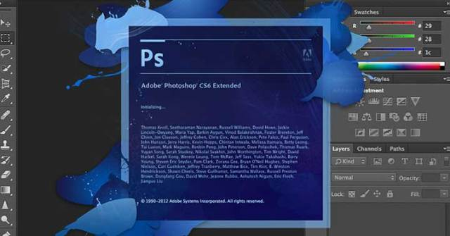 Adobe Photoshop CS6 Crack1
