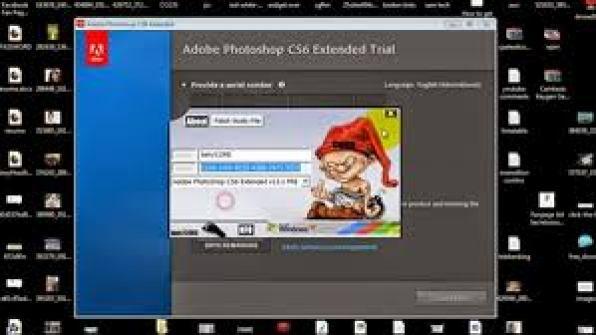 Adobe Photoshop CS6 Crack3