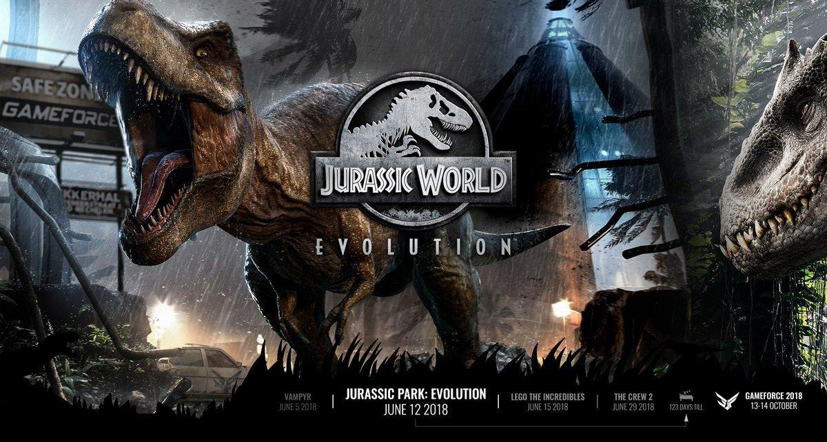 Jurassic World Evolution 2020 Crack