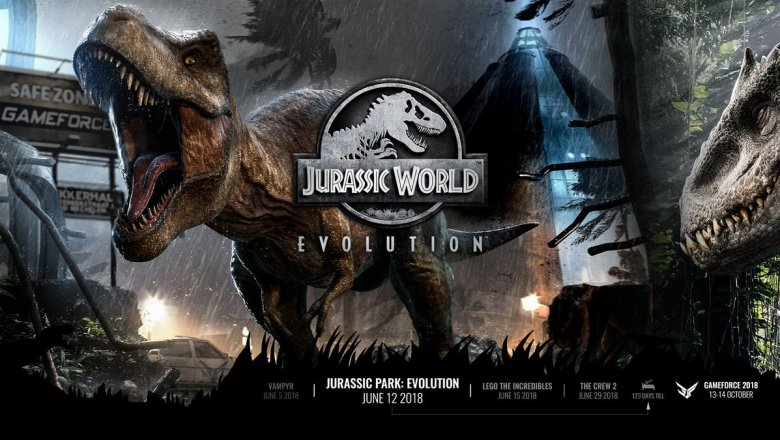 Jurassic World Evolution 2020 Crack With Serial Key+Torrent Download