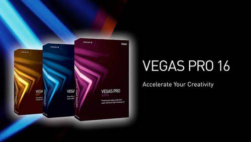 Sony Vegas Pro 2020 Crack With Serial Numbers + Free Download
