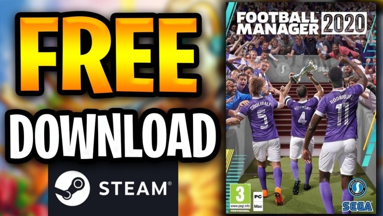 Football Manager 2020 Touch Full Game + CPY Crack PC Download Torrent