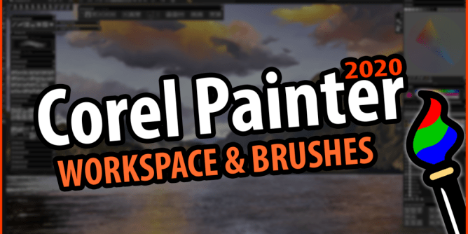 Corel Painter 2020 Crack + Serial Number Full Latest Download
