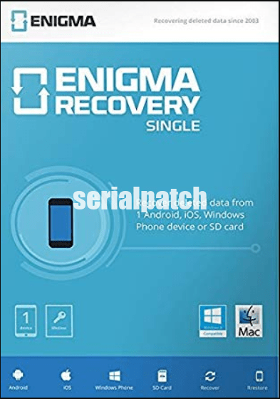 Enigma Recovery 1.7.0.0 License Key Activation Code + Crack {2019}