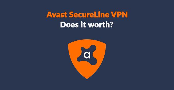 Avast Secure Line VPN 5.2.429
