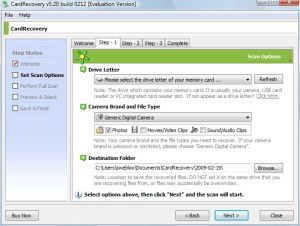 CardRecovery Crack with Keygen free Download