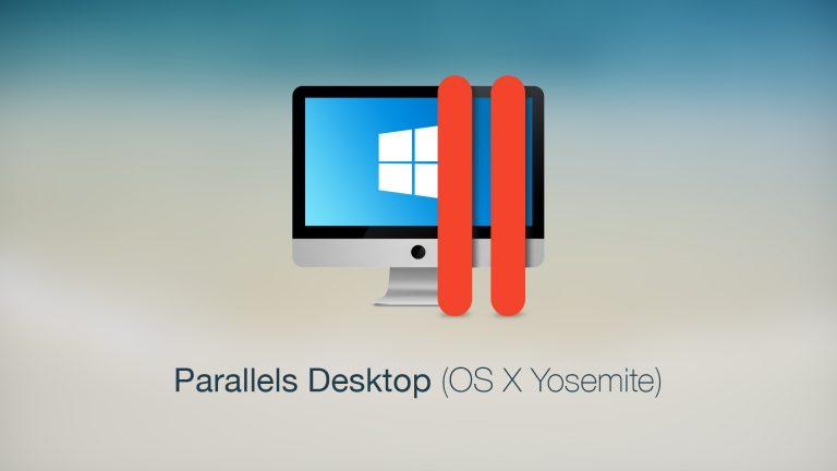 Parallels Desktop 10 For Mac Activation Key Free