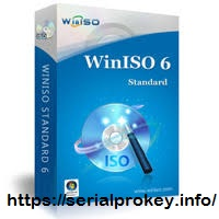 WinISO 6.4.1 Crack + Registration Code [ Mac & Patch ]