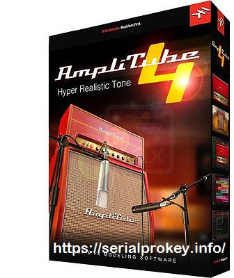 IK Multimedia Amplitube 4 Crack Keygen Key Latest