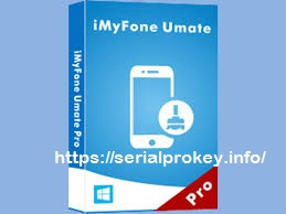 iMyfone Umate Pro Crack + Registration Code 2020 [Latest