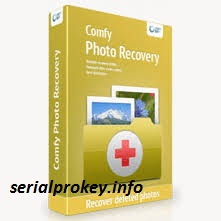 Comfy Photo Recovery Crack 5.2