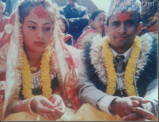 jitu nepal muna raut marriage - in 2004