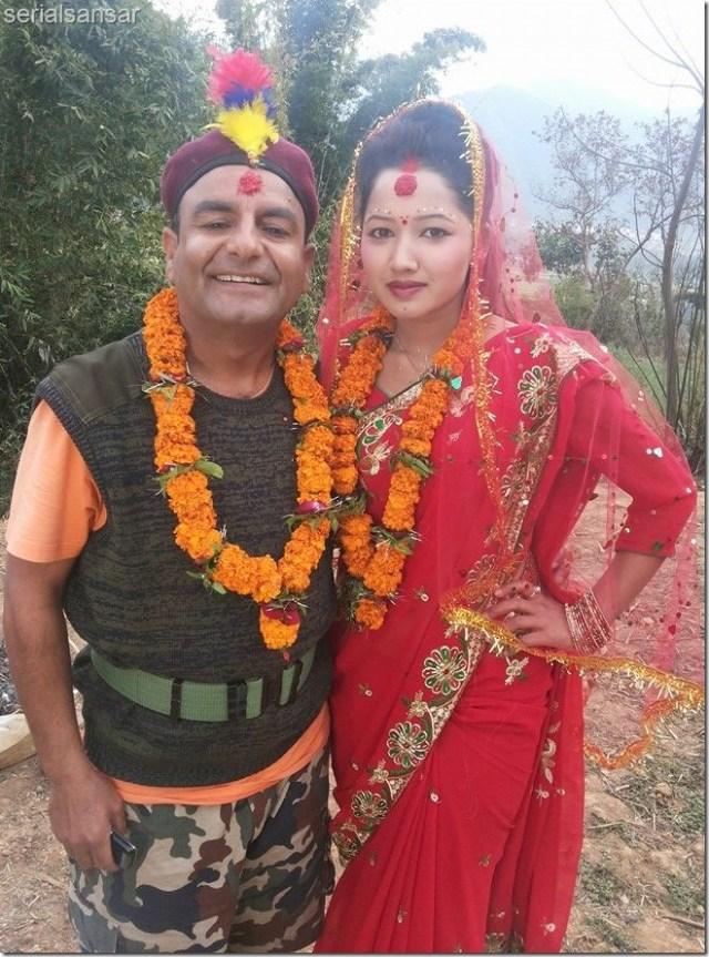 harke haldar marries asha