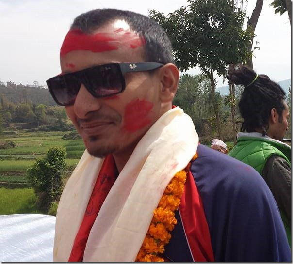 fake paras khadka in Meri bassai