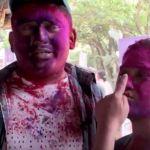 Dhurmus and Suntali Comedy Video (Holi 2016)