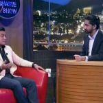 Sandip Chhetri in Namaste TV Show