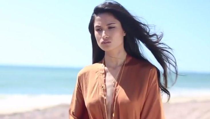 Varsha Thapa, A Nepali Model Of International Fame, Vogue